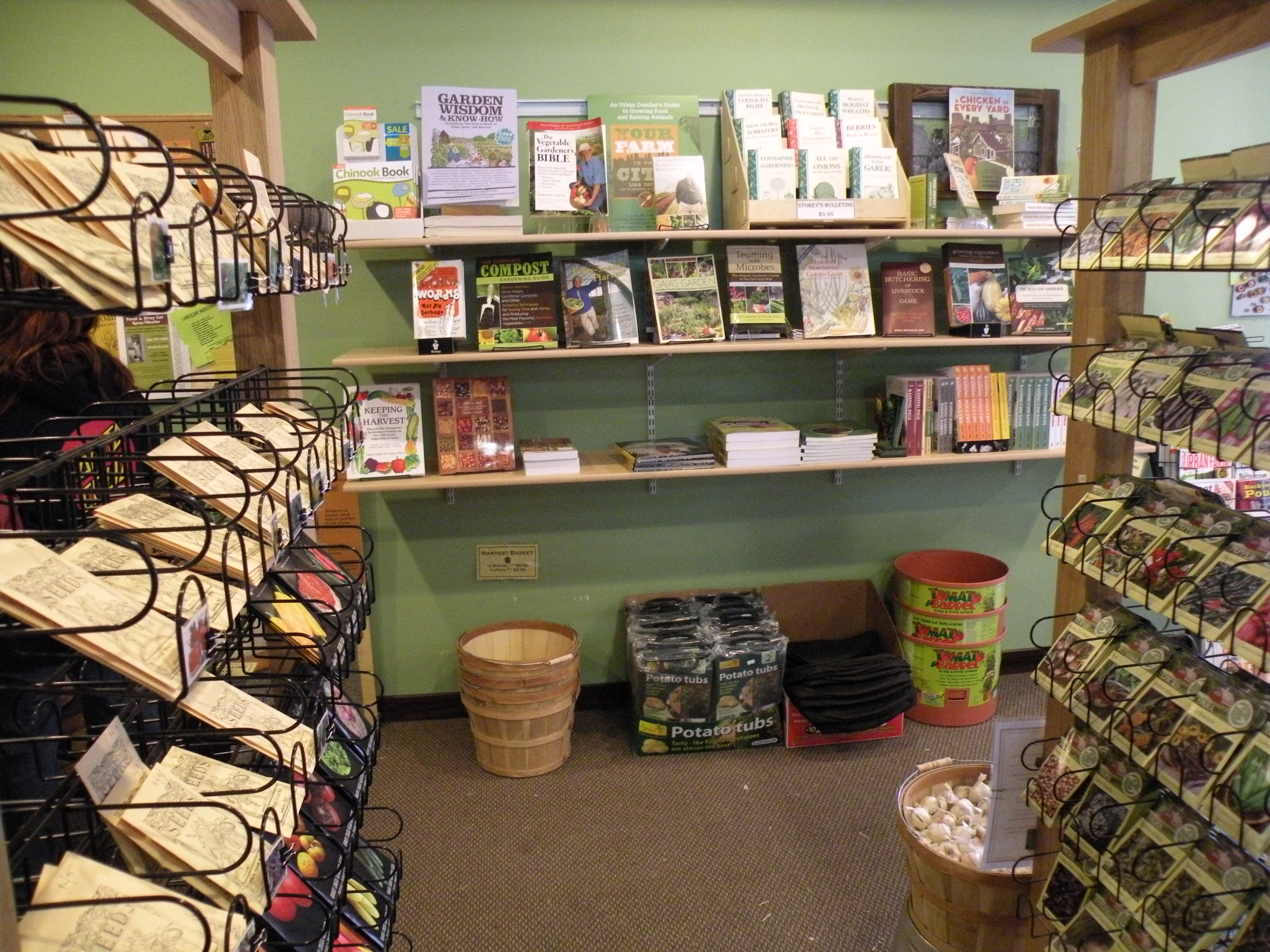 A.B.C Visits Portland: The Urban Farm Store | Apiaries & Bees for ...